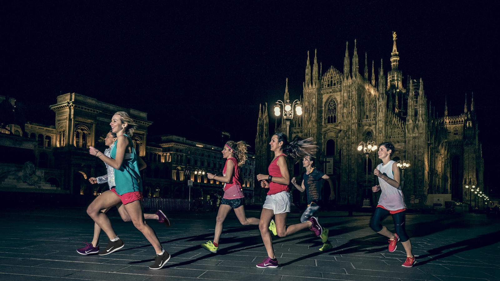 We Own The Night Milan