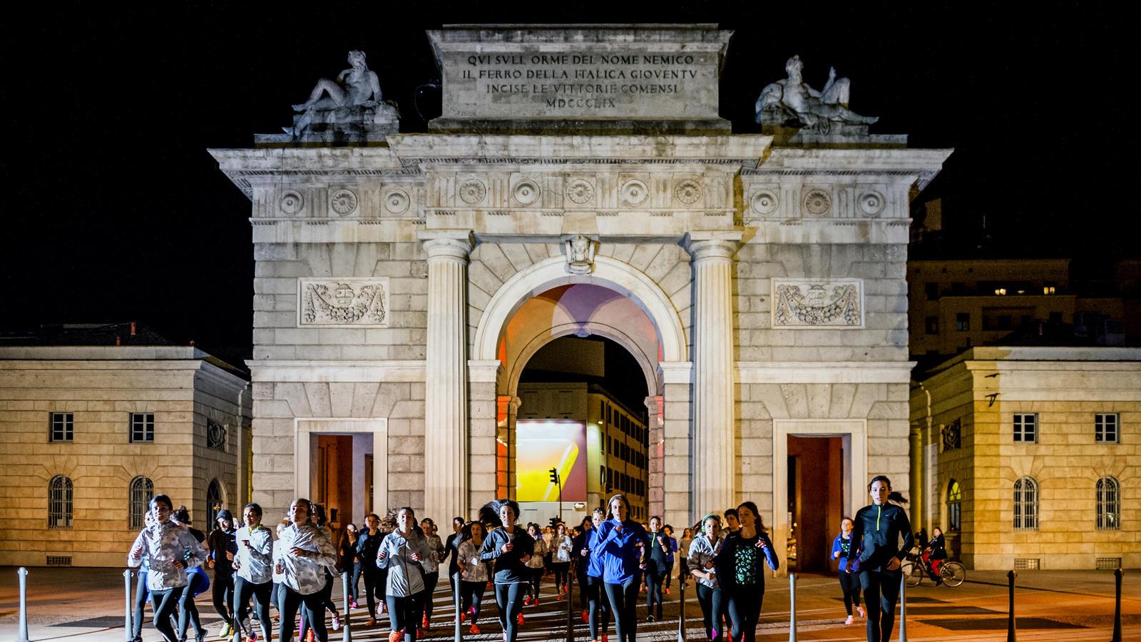 We Own The Night Milan 2014