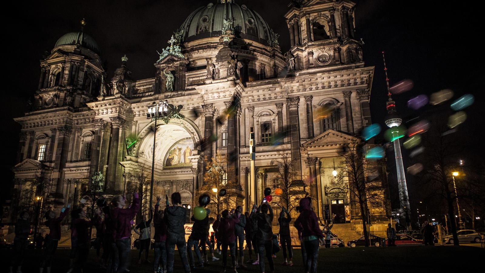 We Own The Night Berlin 2014