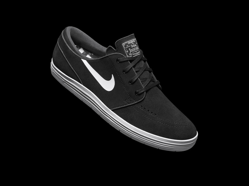 Effortless: The Nike SB Lunar Stefan Janoski
