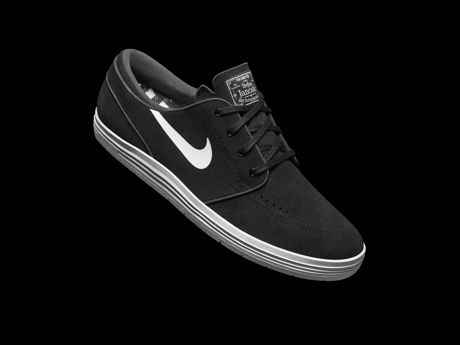 Nike Sb Stefan Janoski Skateboarding Shoes