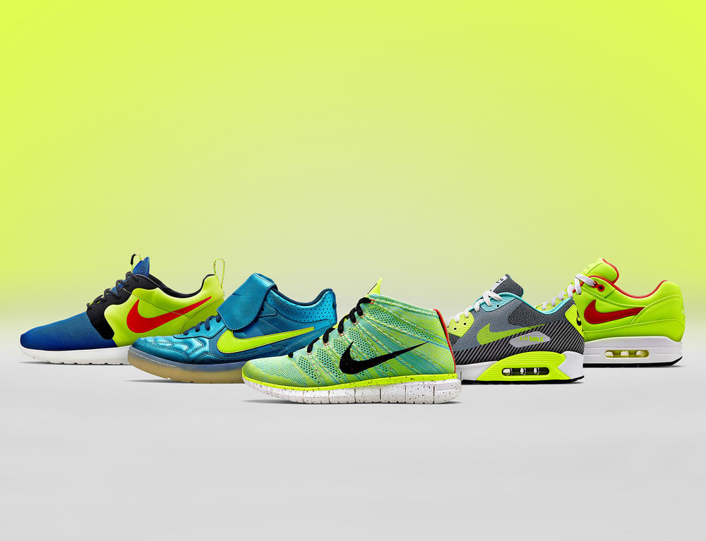 The Nike Sportswear Mercurial and Magista Collections