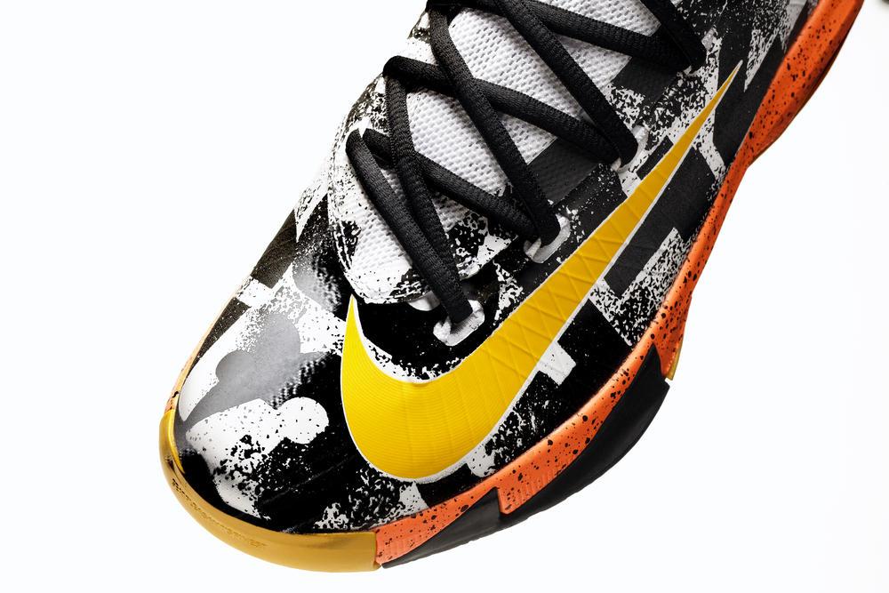 separation shoes 8aeea dc476 KD VI NIKEiD MVP Shoe Defines Focus