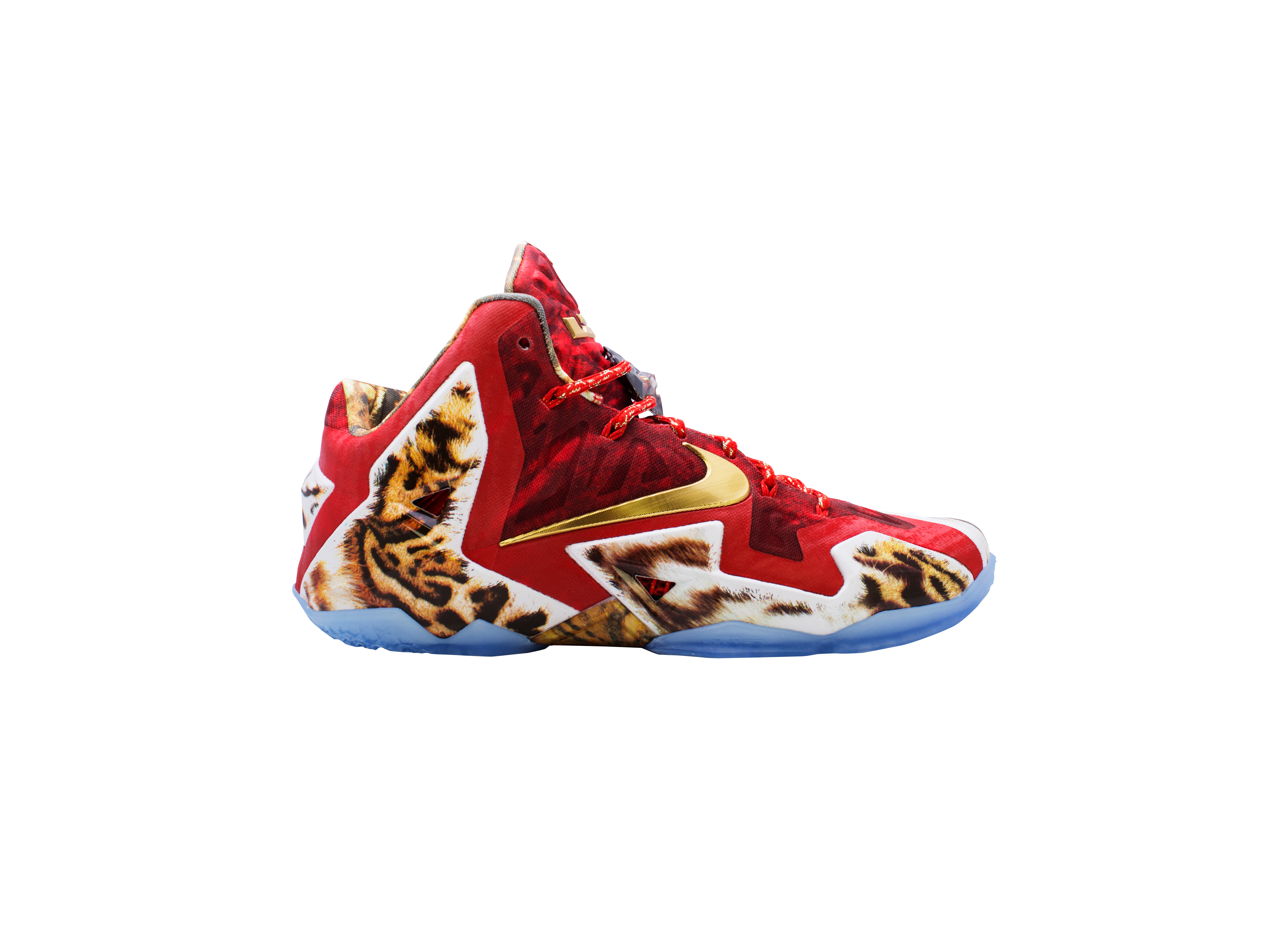 Nike Basketball and 2K Sports Unveil In-Game LEBRON 11 2K14 Shoe. Download  Image: LO � HI