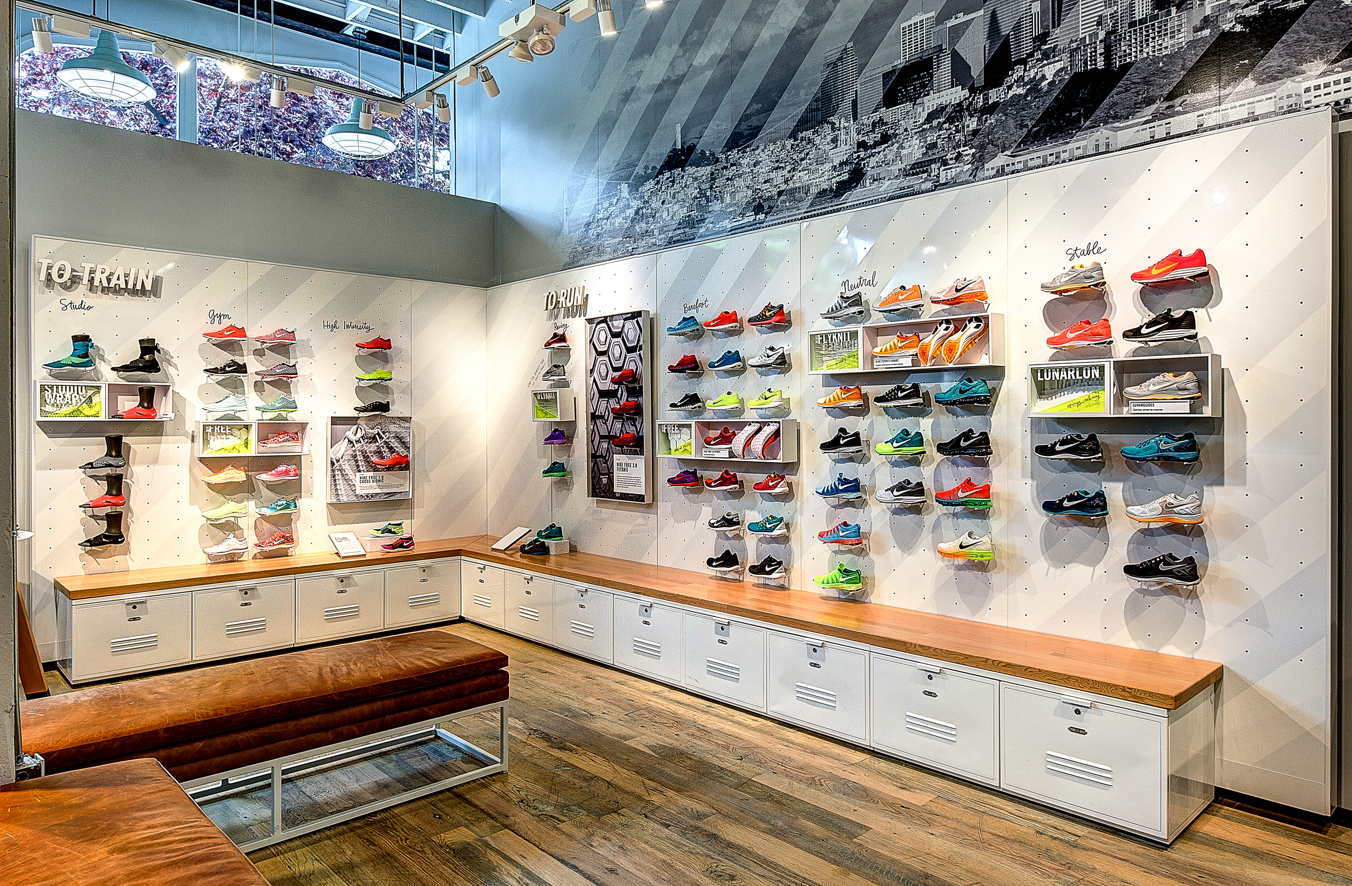 boutique nike san francisco