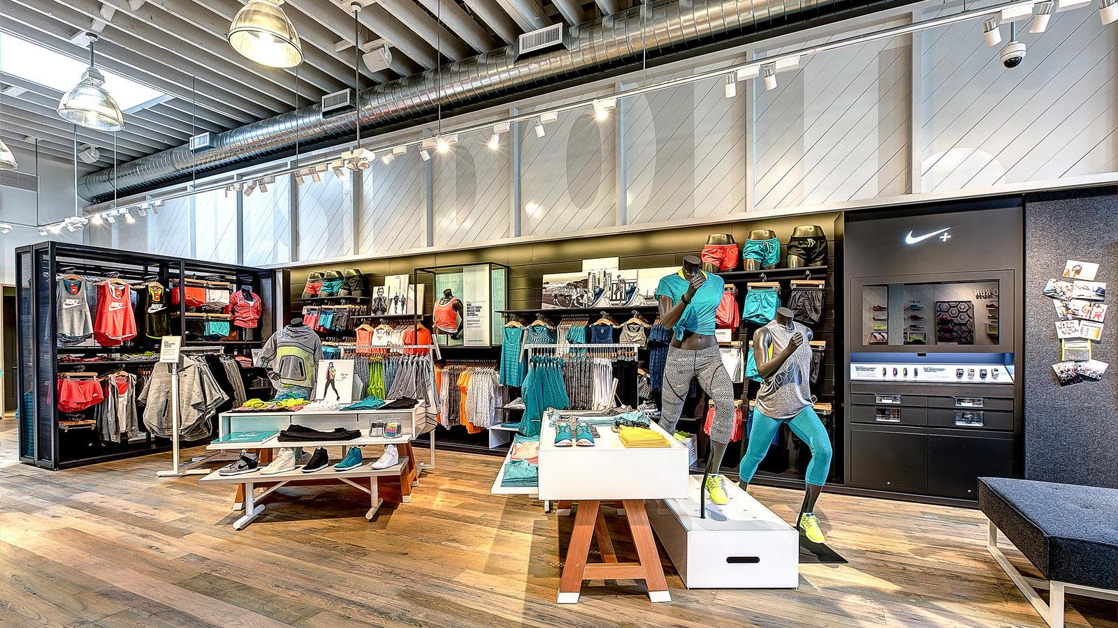 Nike Union Street