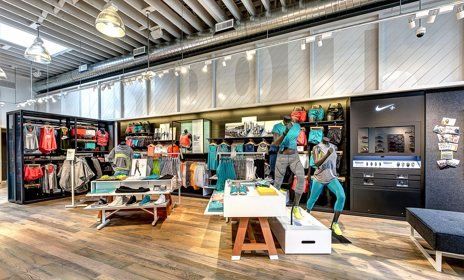 nike union street opens may 16 in san francisco nike news. Black Bedroom Furniture Sets. Home Design Ideas