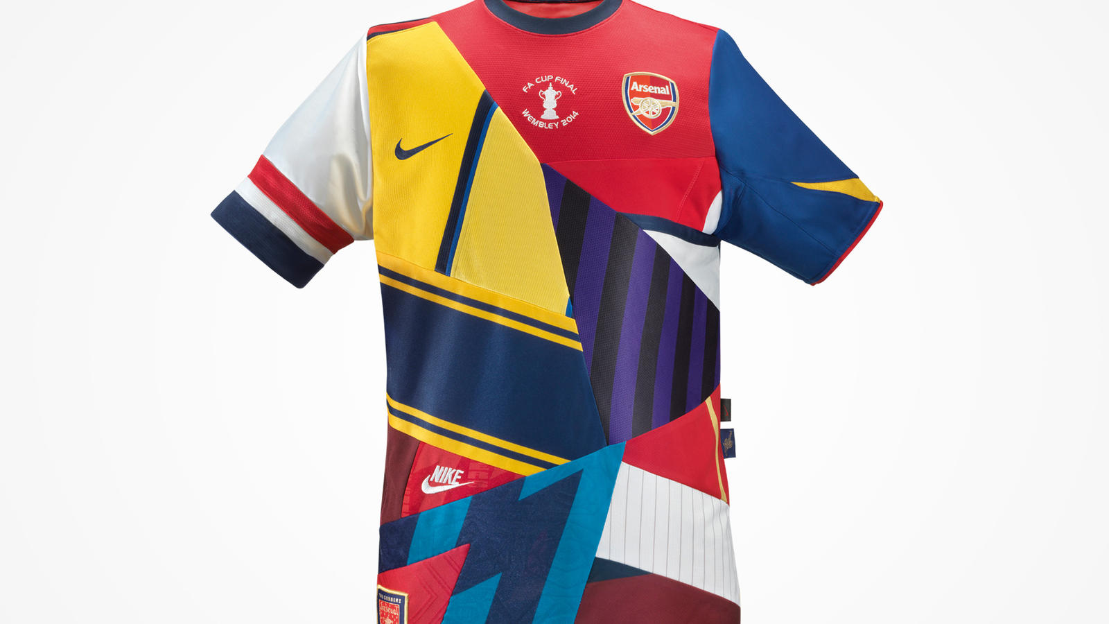 Nike Creates Commemorative Shirt to Mark FA Cup Victory and 20-year ... 43e68f6ddc4a5
