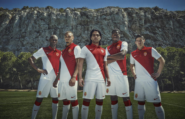Nike and AS Monaco Announce New Partnership and Home Kit