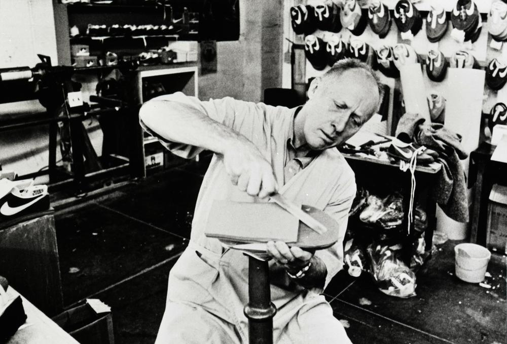Bill Bowerman Inducted into National Inventors Hall of Fame