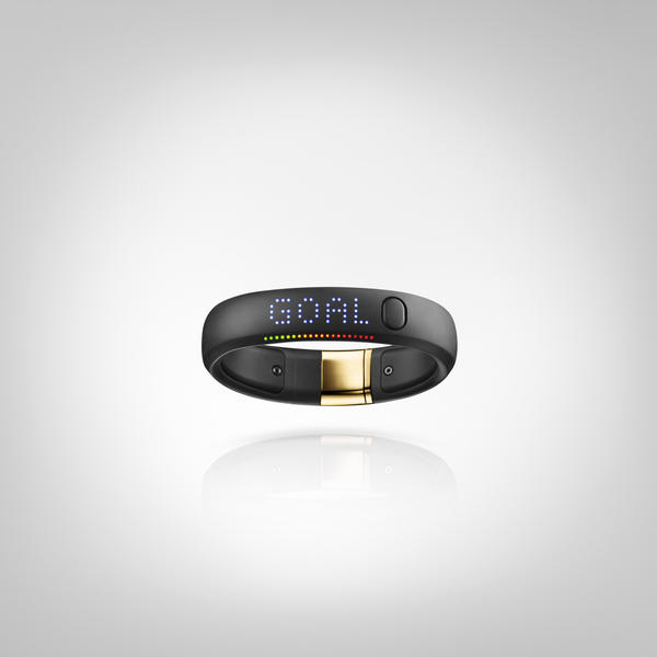 Nike+ FuelBand SE Gold METALUXE