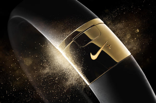 New Nike+ FuelBand SE METALUXE Makes Every Goal Golden