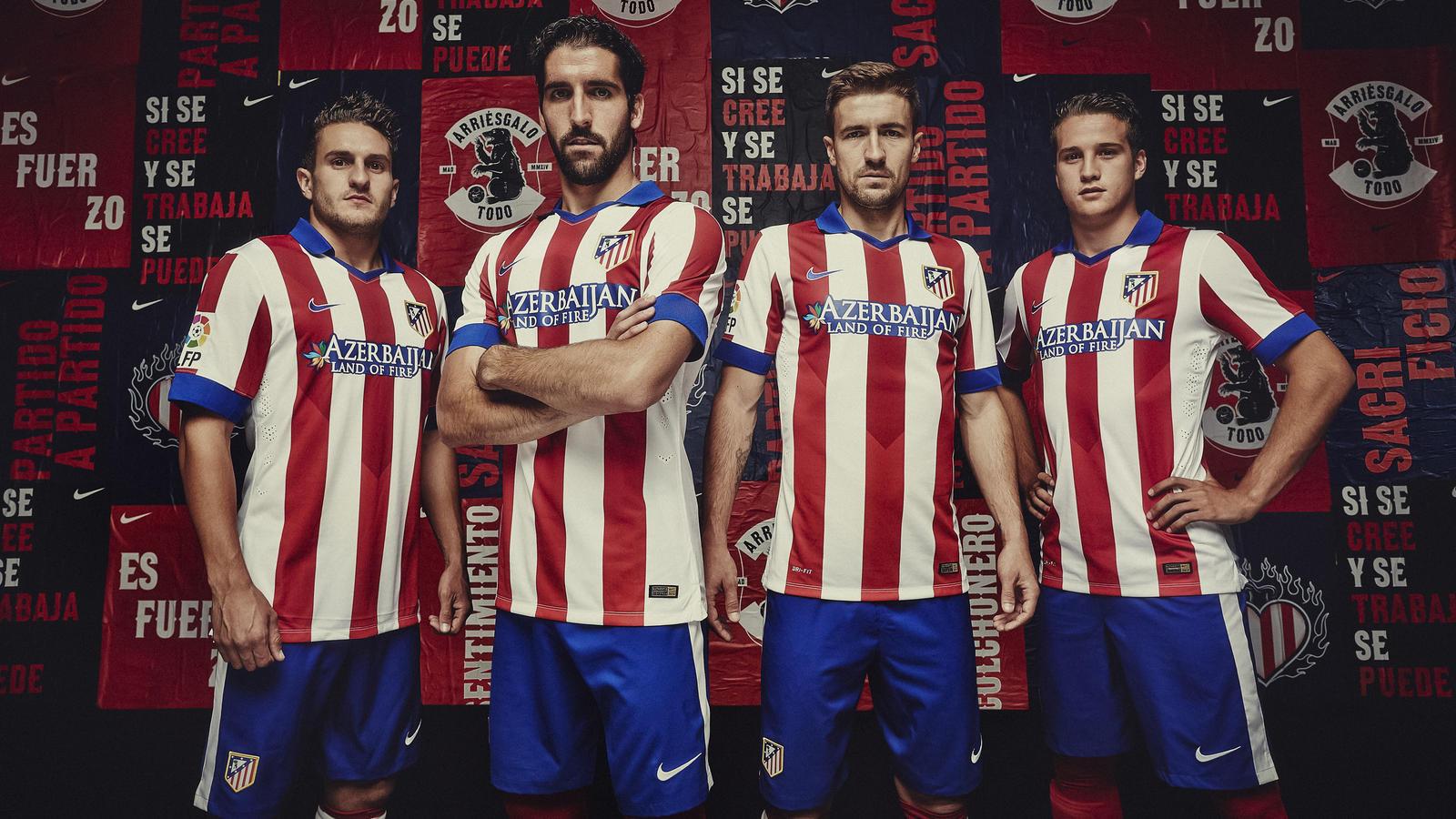 Intercambiar Intención Marinero  Patrocinadores de los equipos de La Liga: Atlético de Madrid – La Jugada  Financiera
