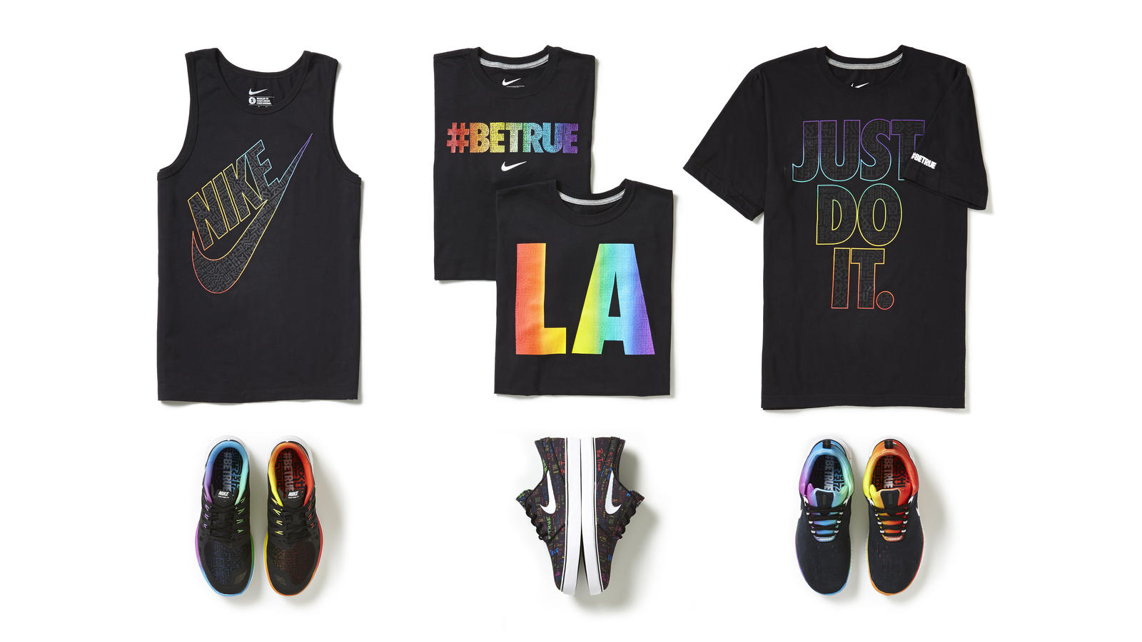 Be True Apparel Laydown La