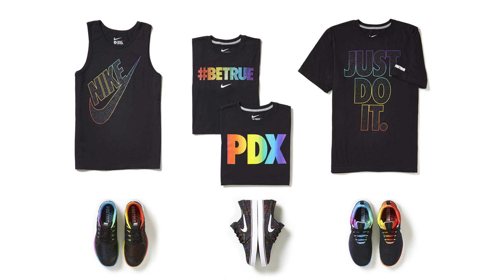 Be True Apparel Laydown Pdx