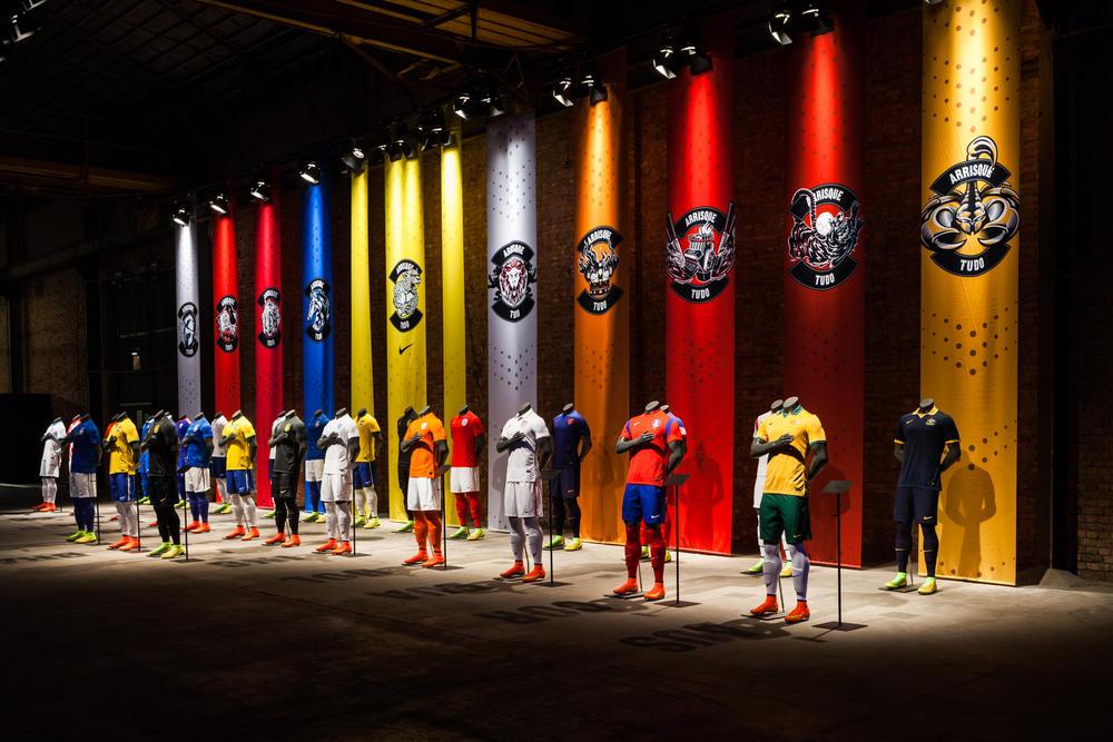 Nike Inaugura Sua Casa Fenomenal No Rio de Janeiro