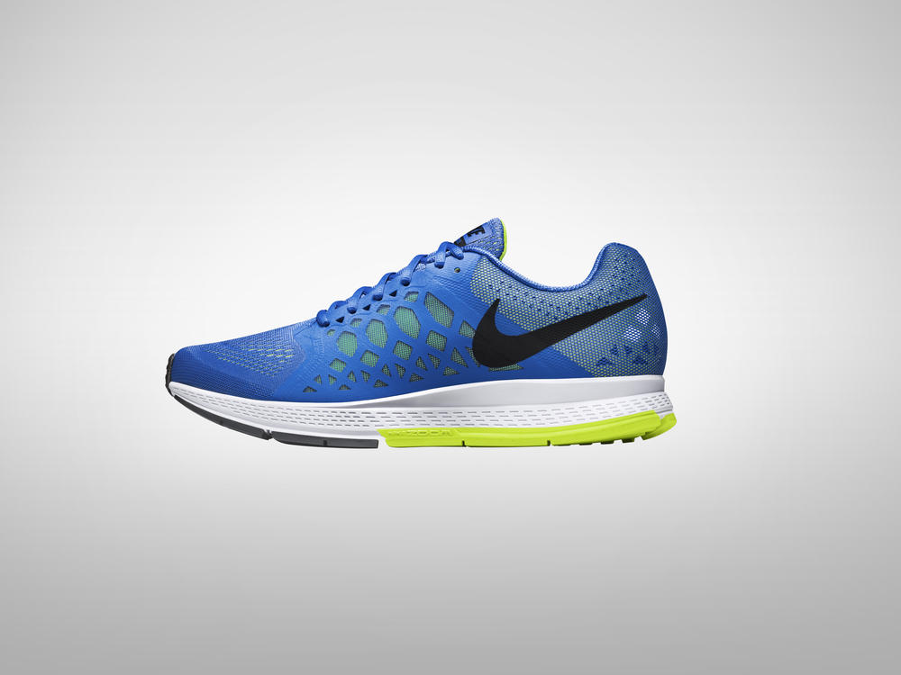 Nike Unveils High Mileage Speed Machine - Nike Air Zoom Pegasus 31