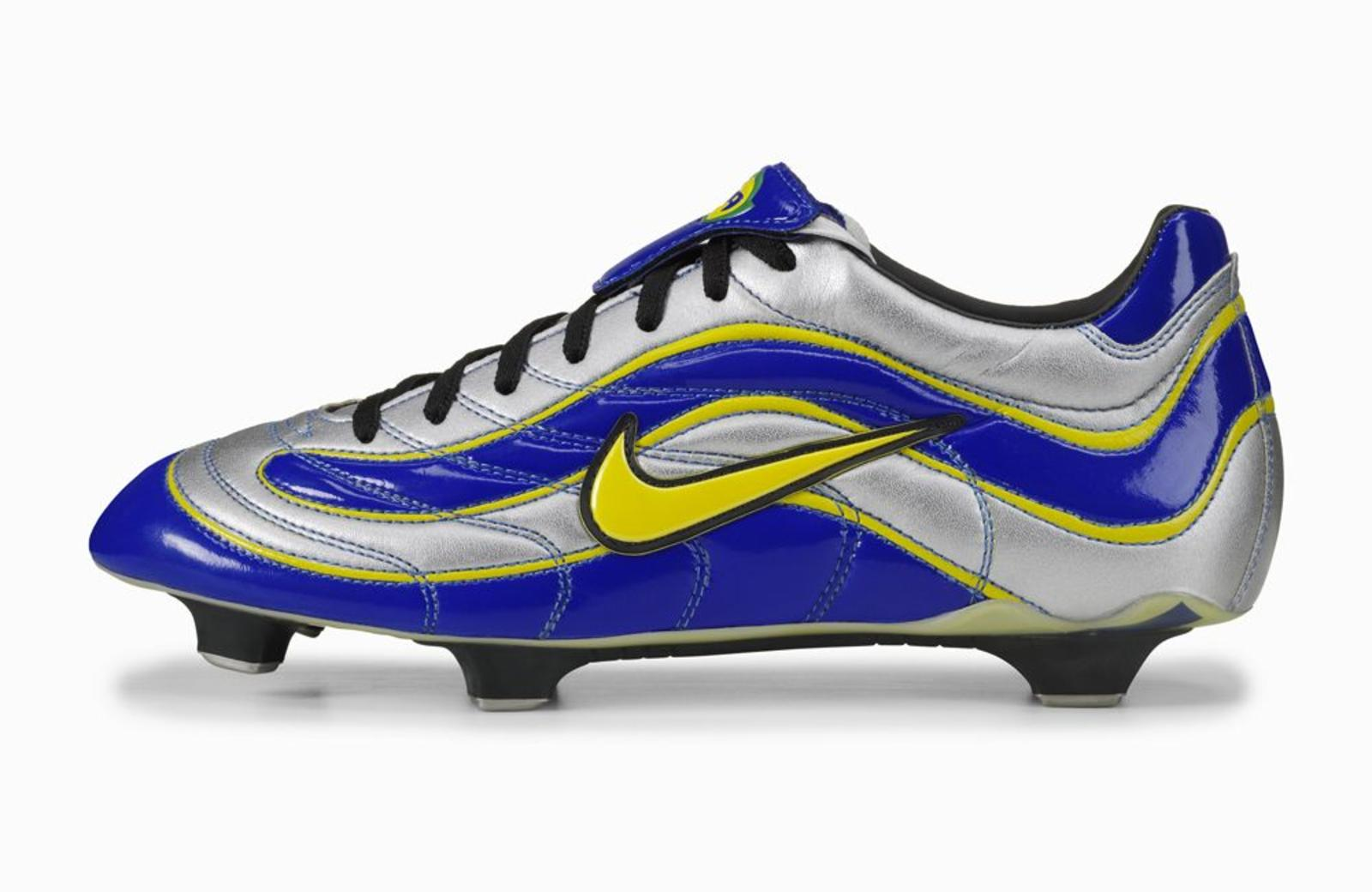 hot sale online 1f5a7 fb530 1997-nike-football-history-mercurial