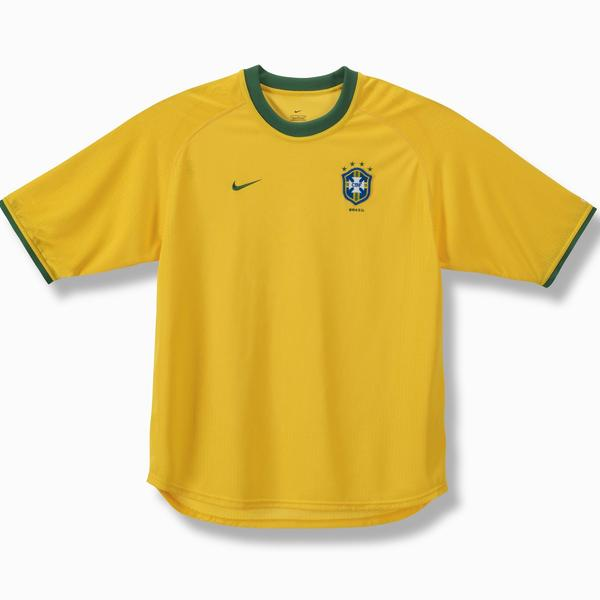 98683e948 1996-nike-football-history-brasil-. The first Nike-designed jersey ...