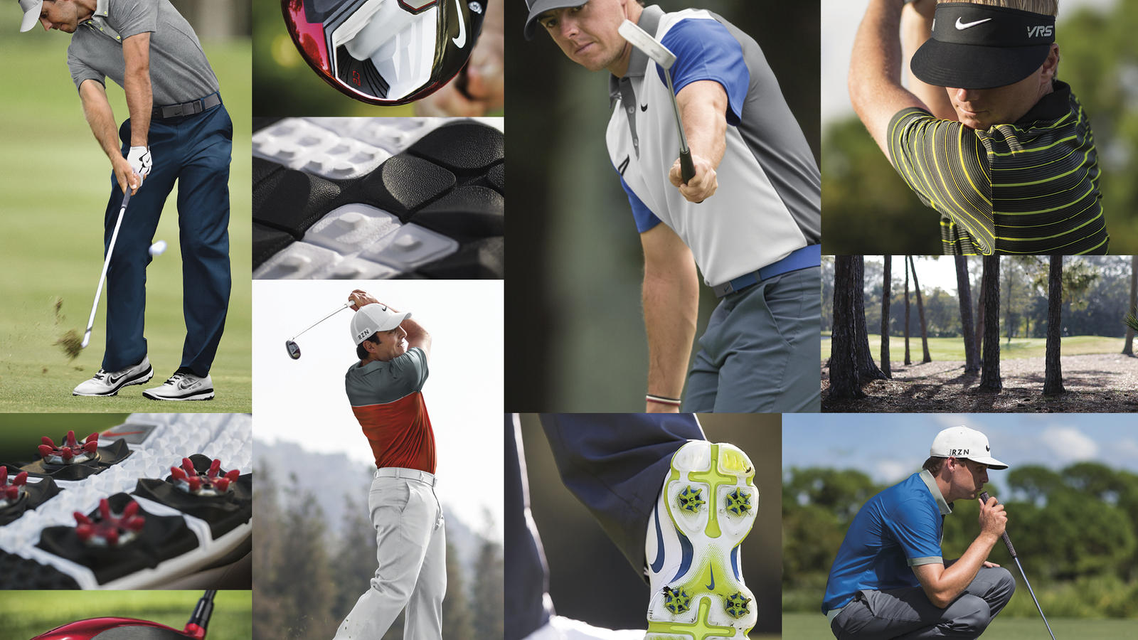 2014 US Open Nike Athletes