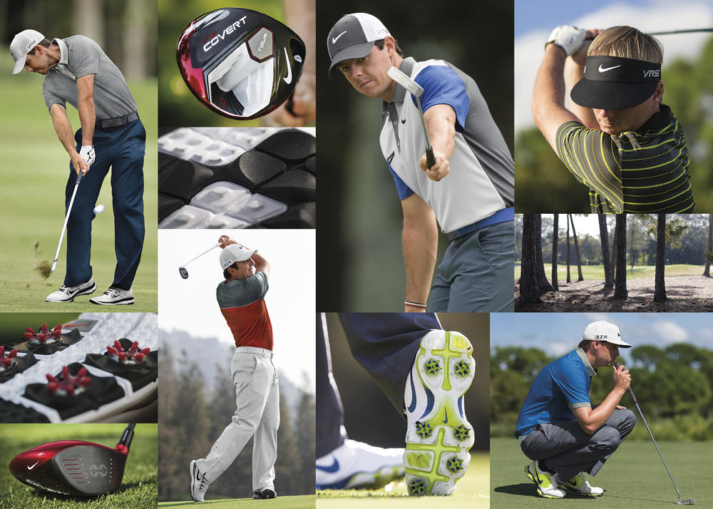 Nike Golf Unveils Athlete Looks for the U.S. Open