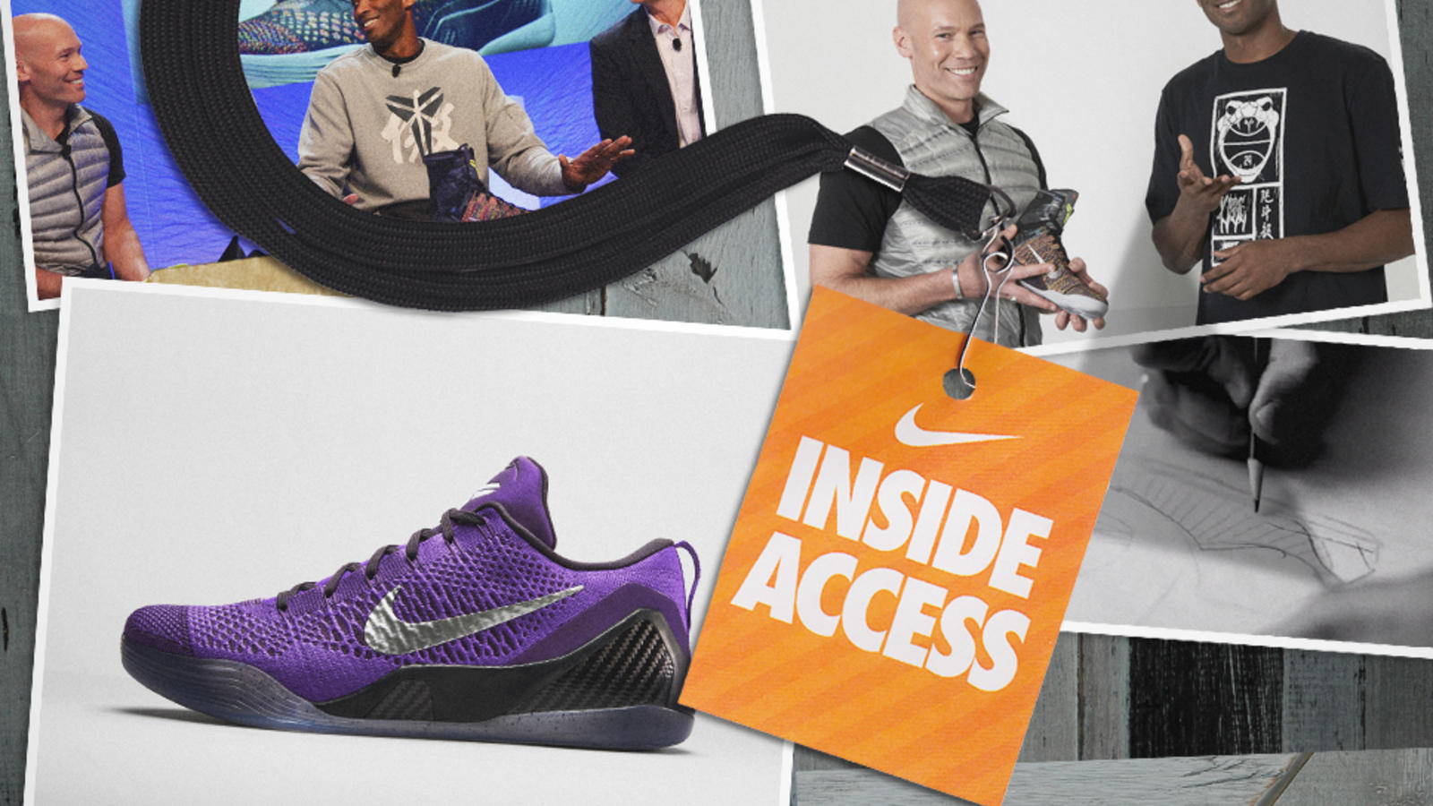 check out fc368 a44a9 Inside Access  Kobe 9 Elite Low.  fa14 nike kobe9elitelow purple 639045 515 top down fb.  fa14 nike kobe9elitelow purple 639045 515 medial fb