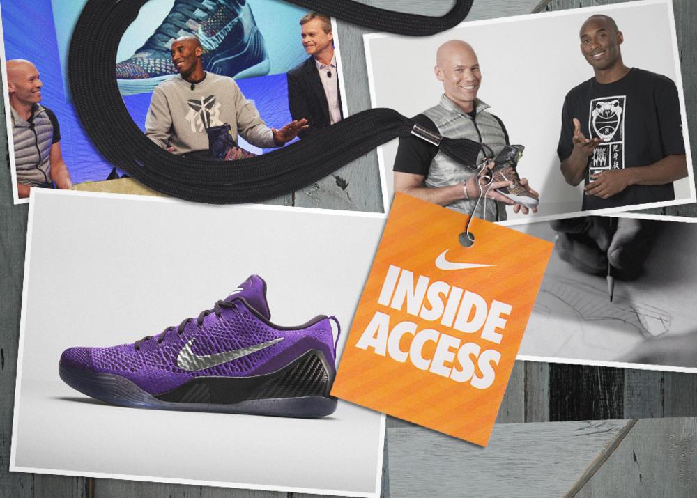 Inside Access: KOBE 9 Elite Low