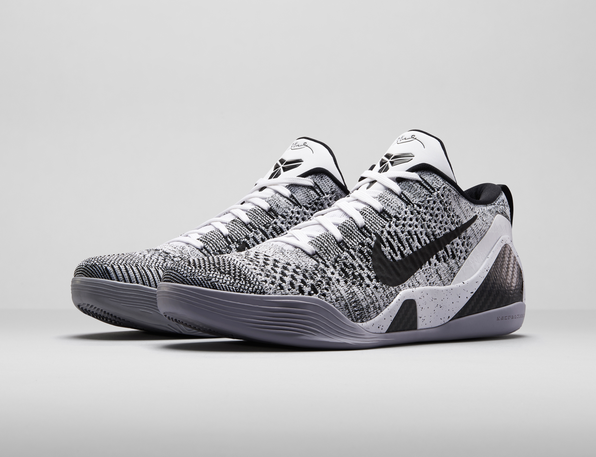 Nike Kobe  Elite Low Beethoven Grey Shoes Men