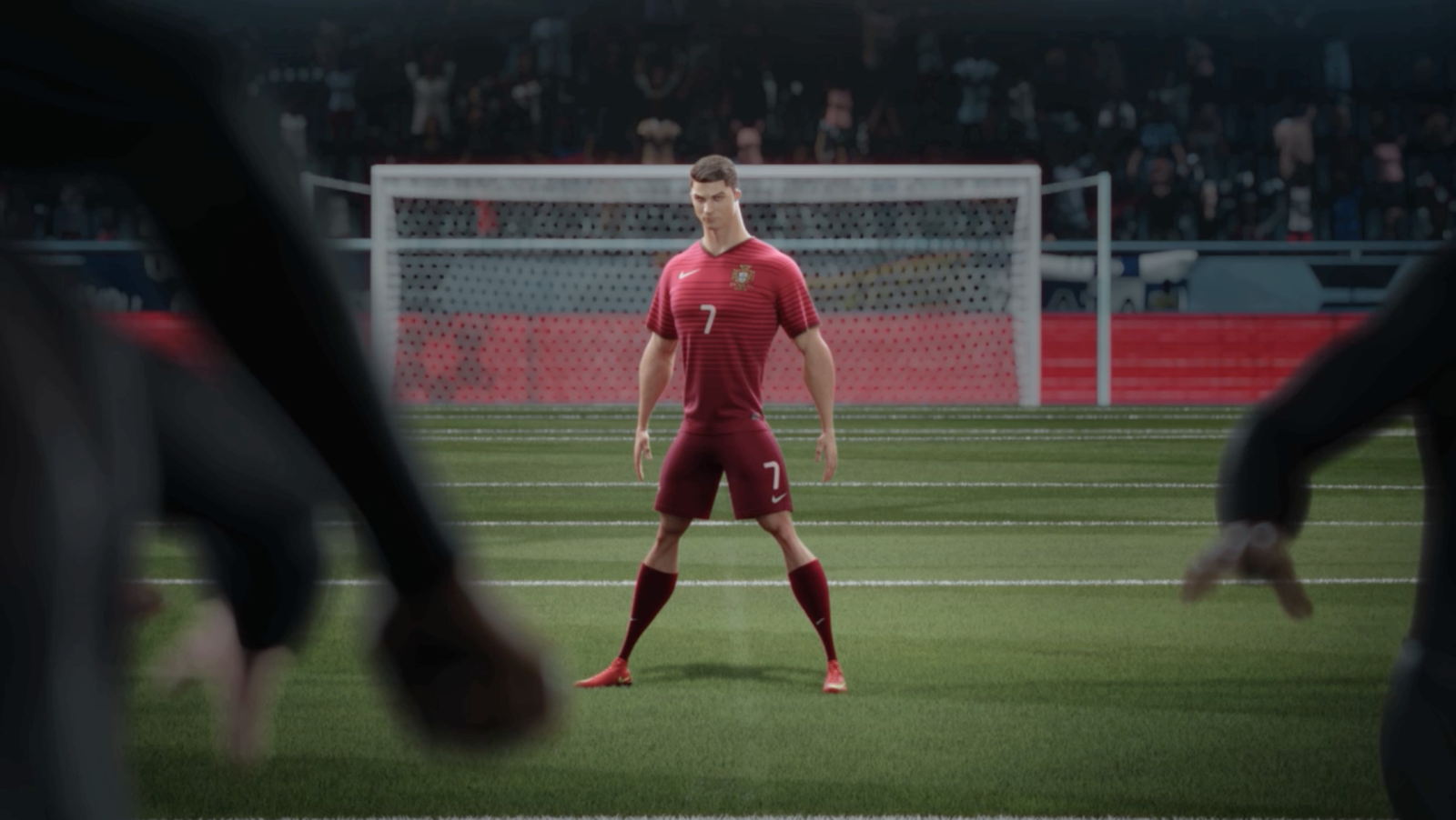 Nike Football To Release The Last Game Animated Film On