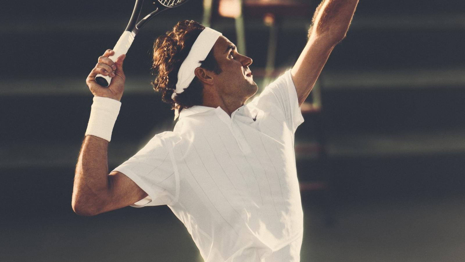 Roger Federer - London 2014