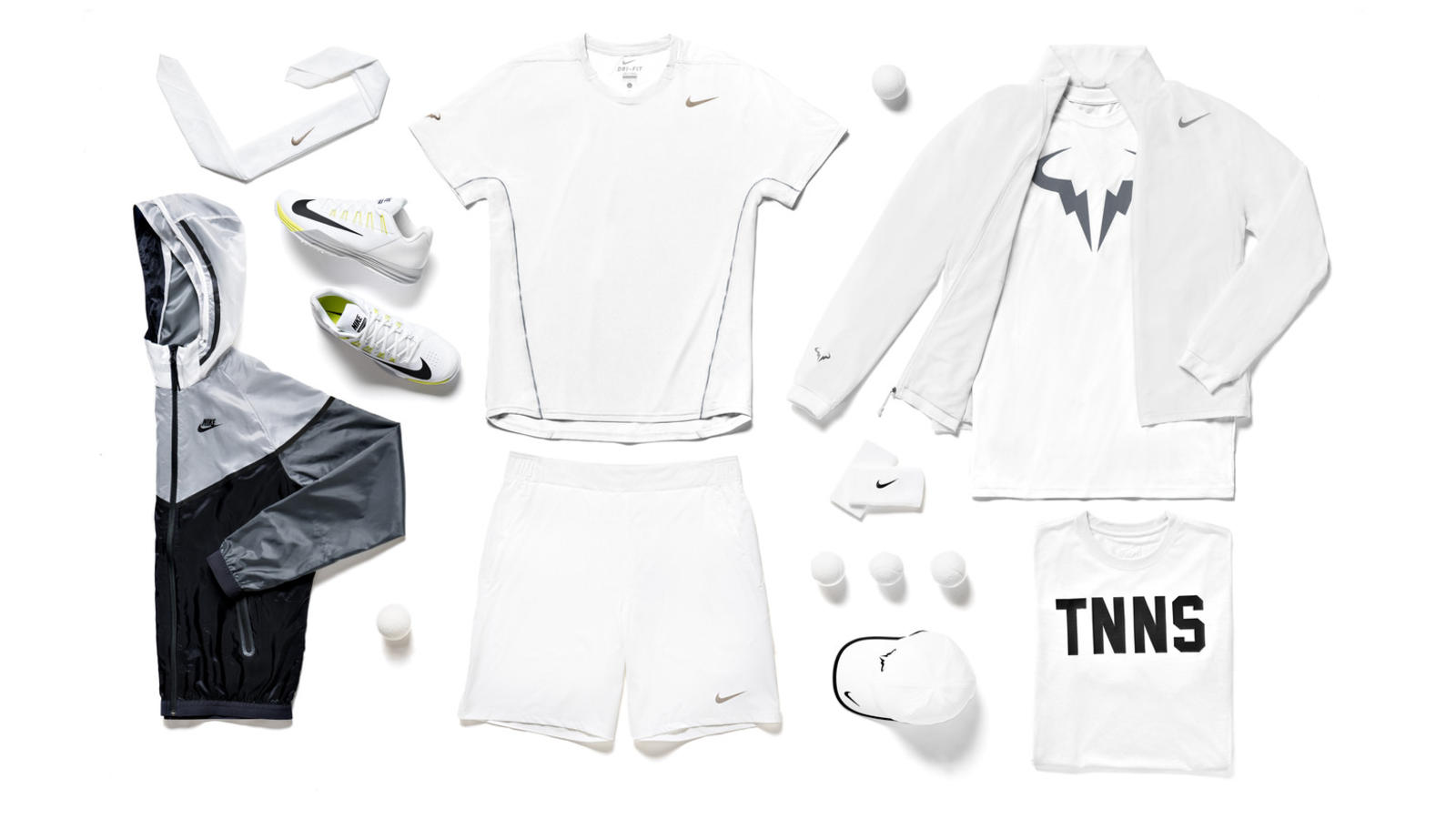 Rafael Nadal Nike Tennis Look - London 2014