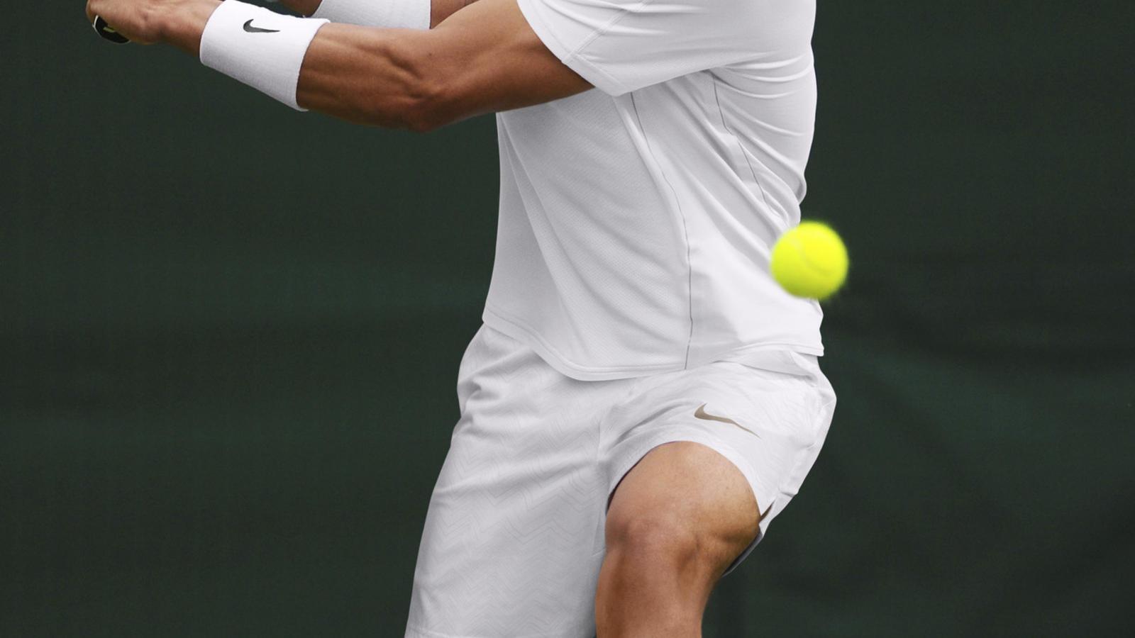 Rafael Nadal - London 2014