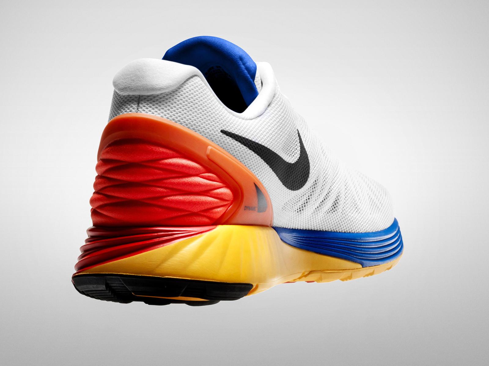 Most Stable Nike LunarGlide Ever Delivers Lightweight ...