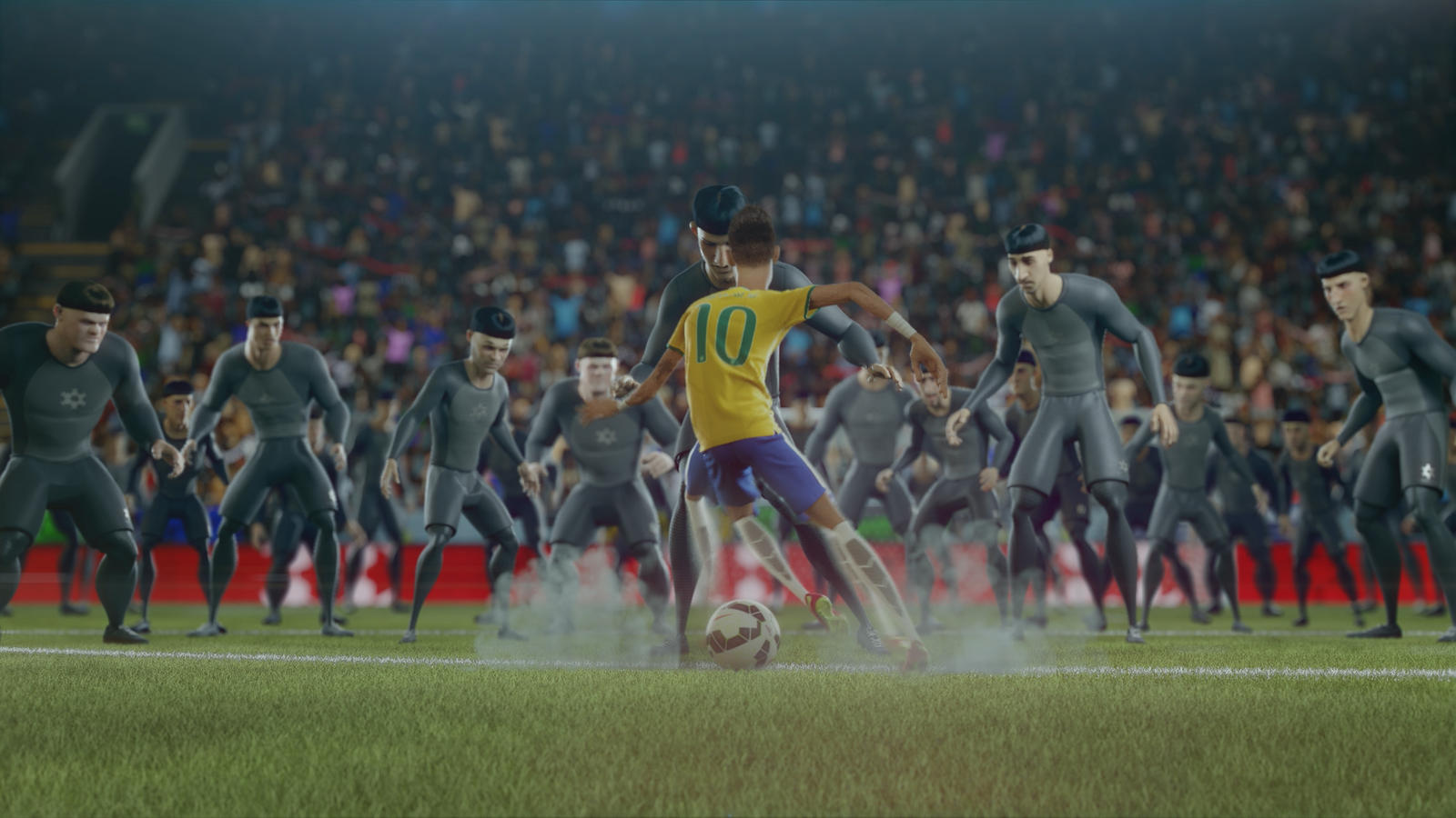 Neymar Jr. stars in The Last Game by Nike Football