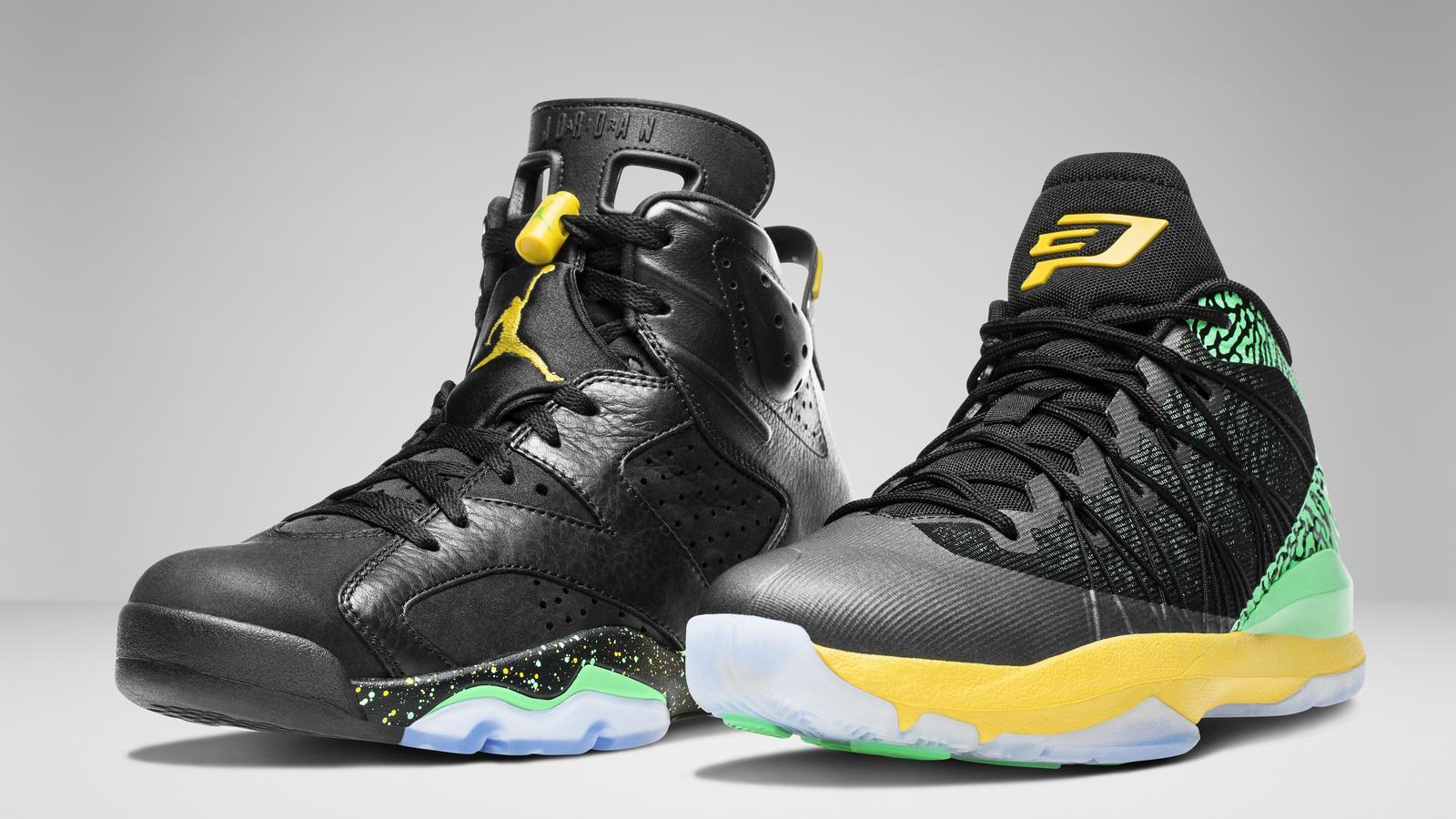 Jordan Brazil Pack