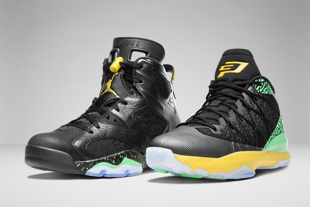 Jordan Brand Unveils Brazil Pack
