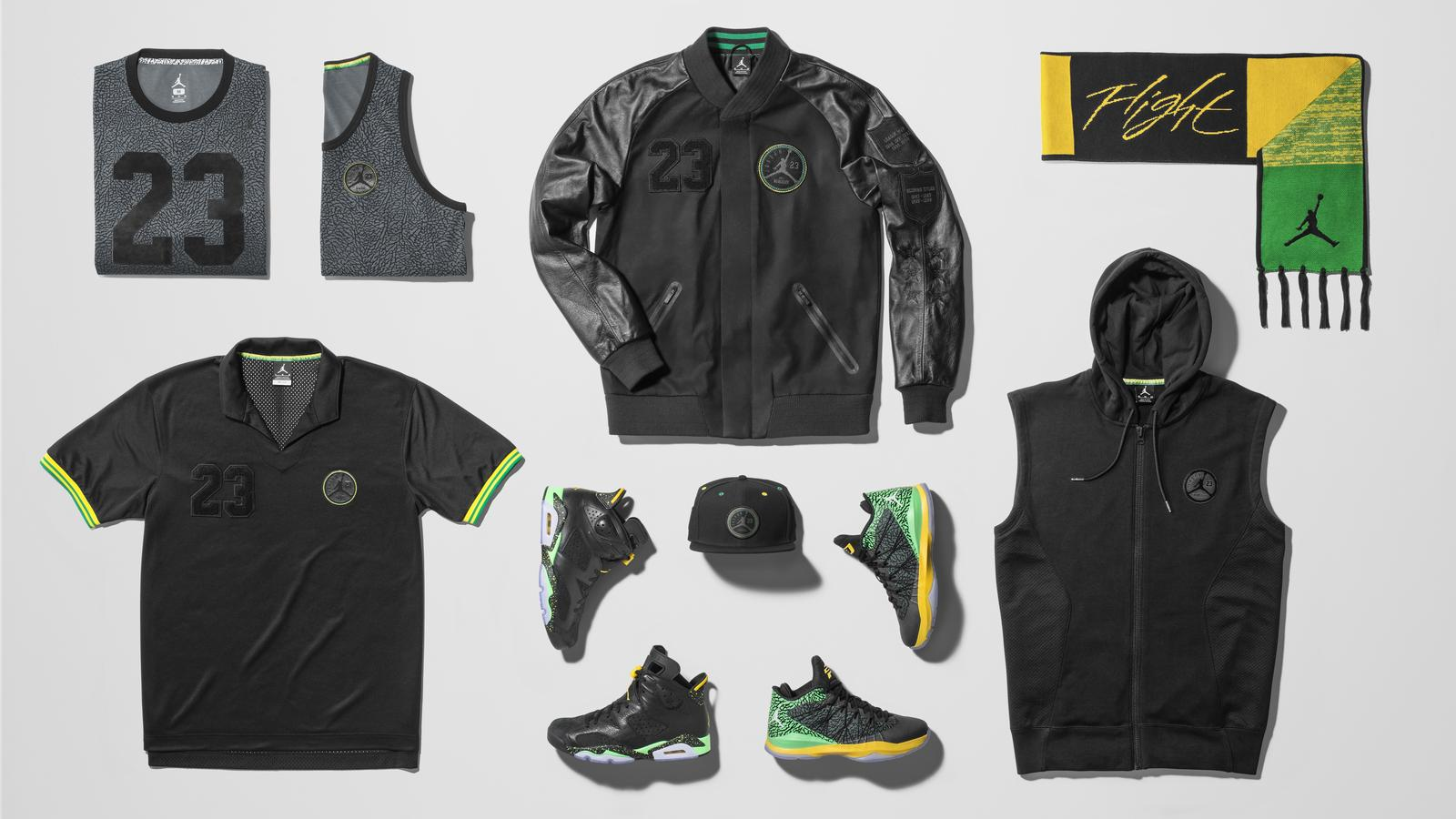 Jordan Brazil Collection