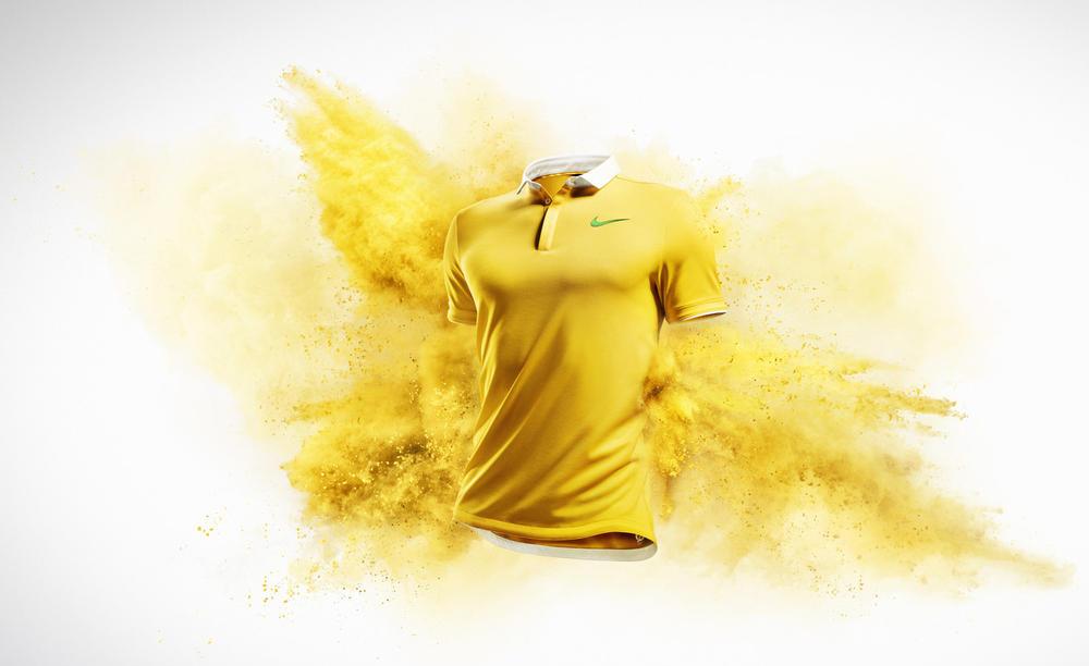 Nike Apresenta o Primeiro Produto com a Tecnologia Colordry