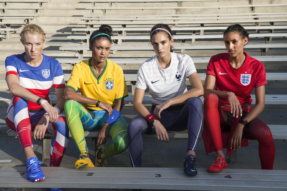 A Celebration of Football: The Nike Tight of the Moment x Federation Collection