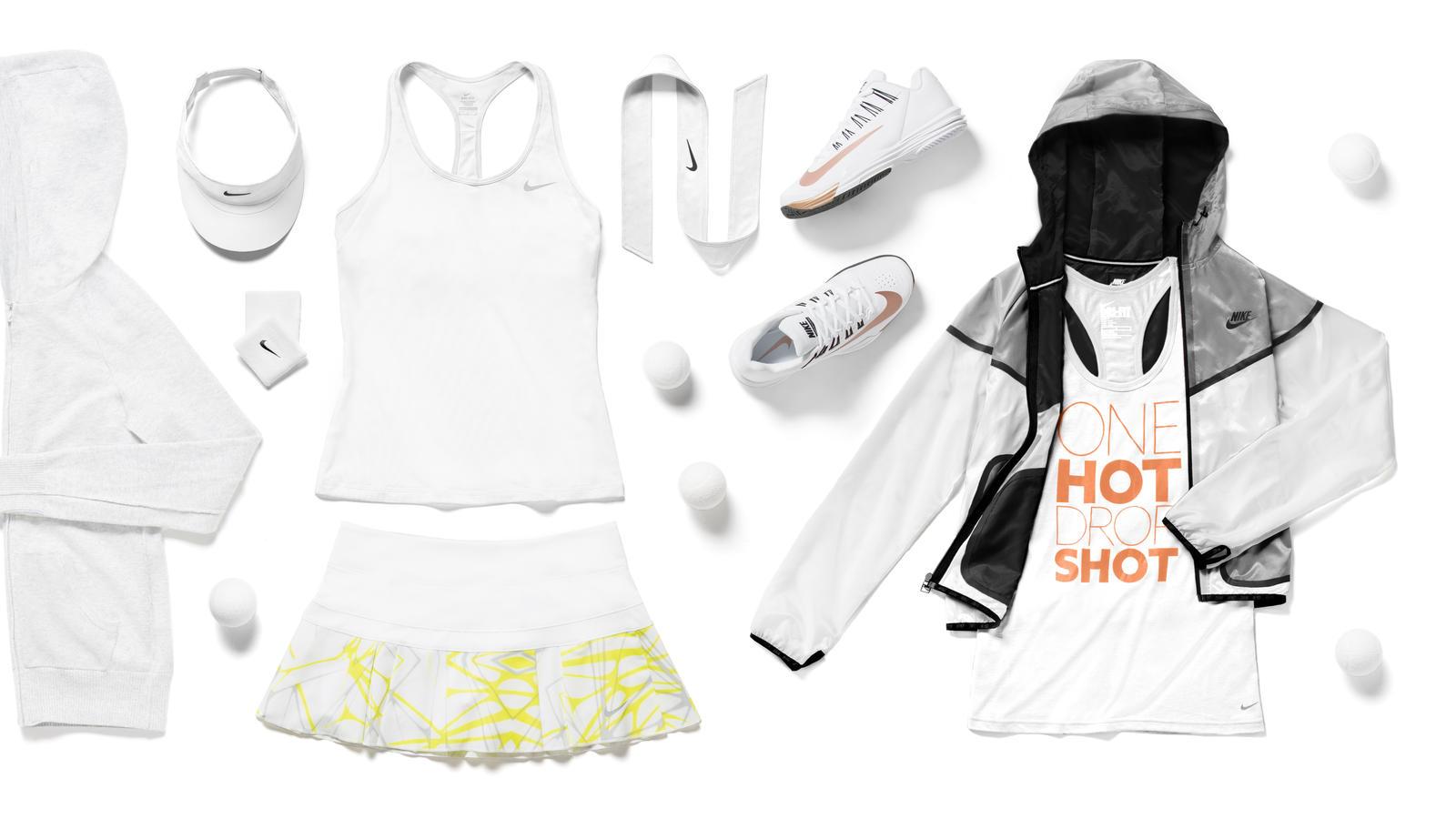 Victoria Azarenka Nike Tennis Look - London 2014