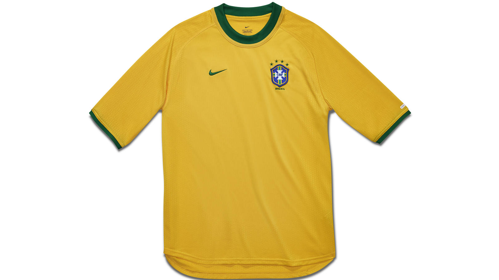 the best attitude 676b7 77c02 Brazil Jersey Maker India