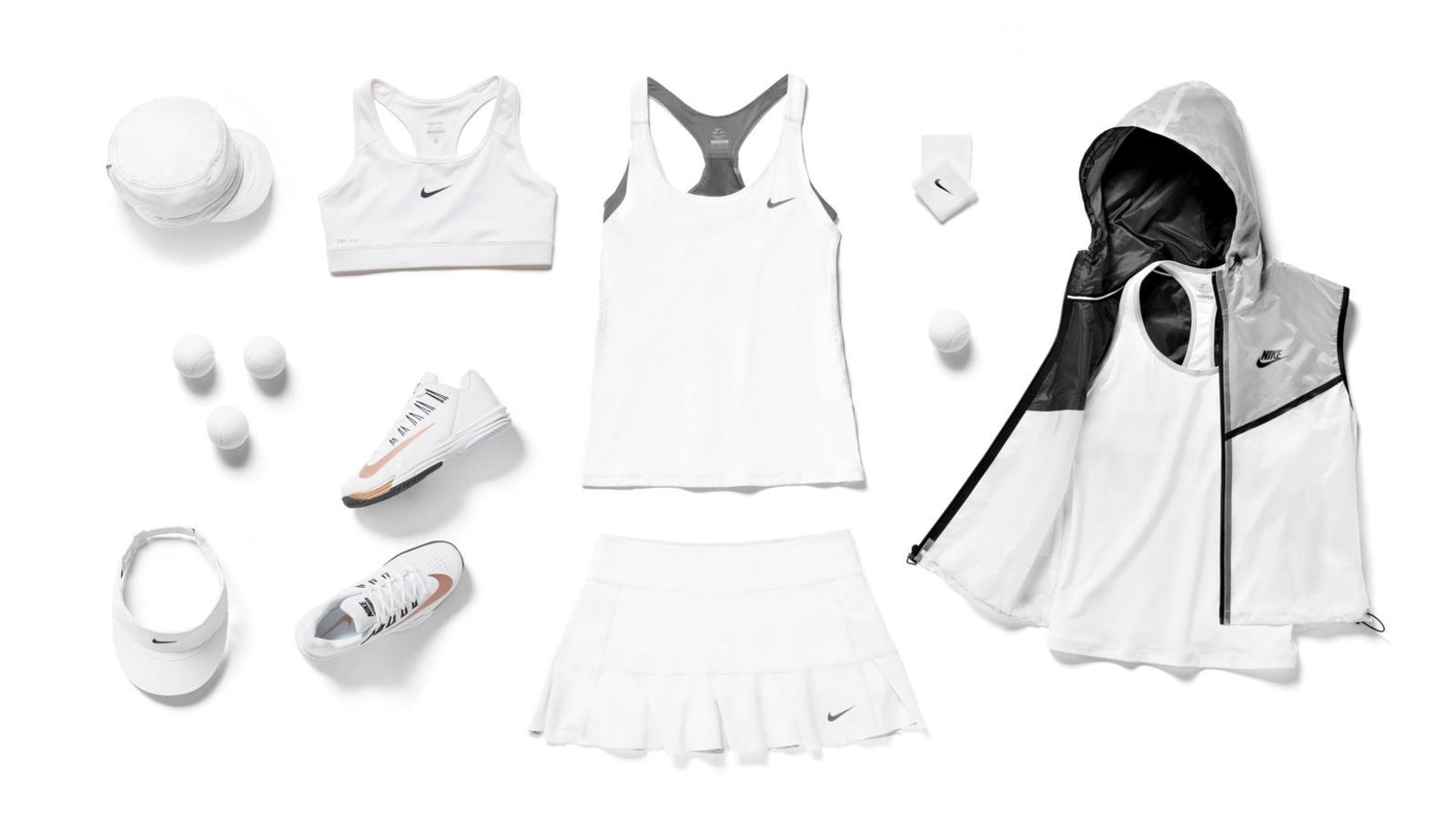 Nike Tennis Team Maria Collection - London 2014