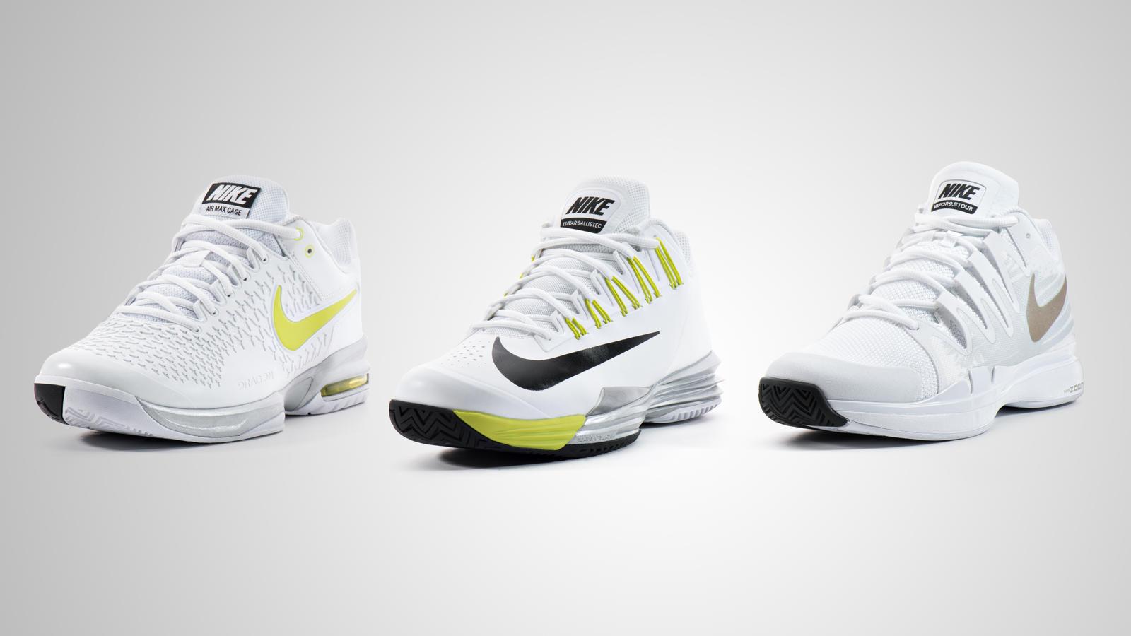 Nike Tennis Men's Footwear - London 2014