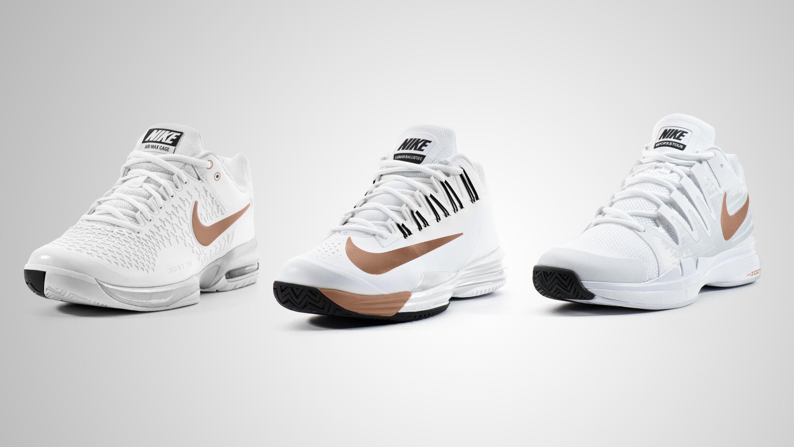Nike Tennis Women's Footwear - London 2014