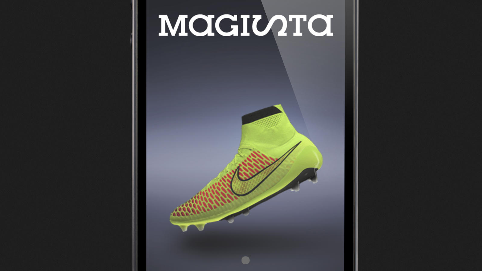 MAGISTA SCREEN SHOT