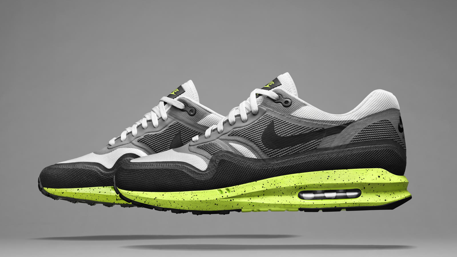 Nike Air Max Lunar1 Volt On Feet Sneaker Review | Sneakers