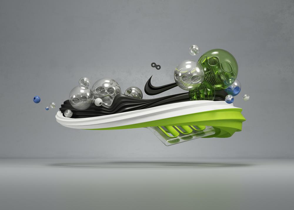 Nike AM Lunar1: União Definitiva Entre Flexibilidade e Amortecimento