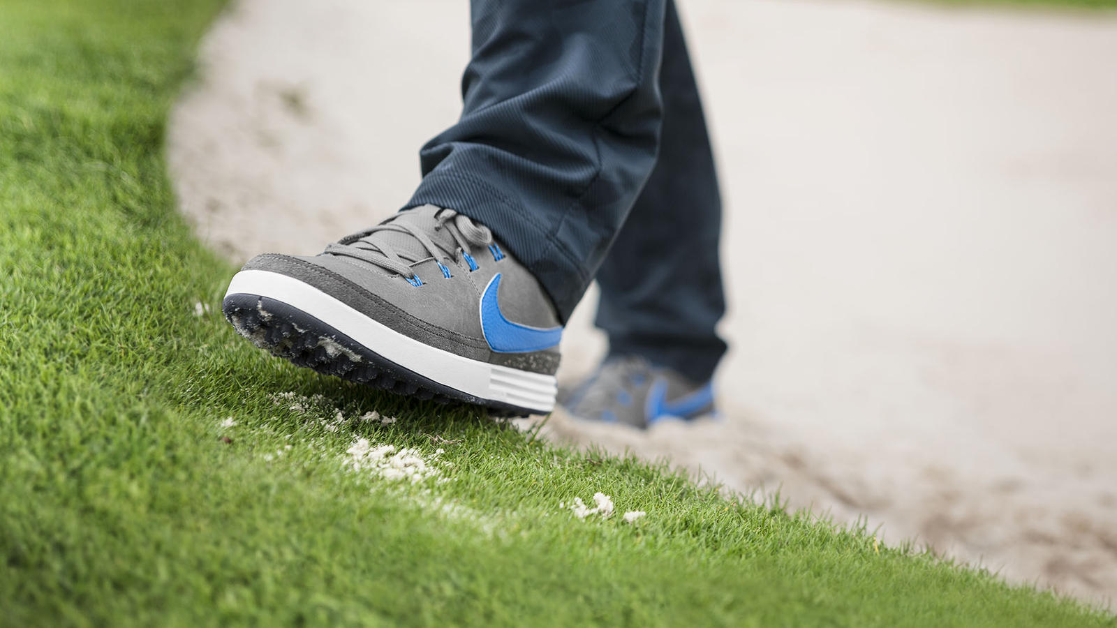 Nike Lunar Waverly on course