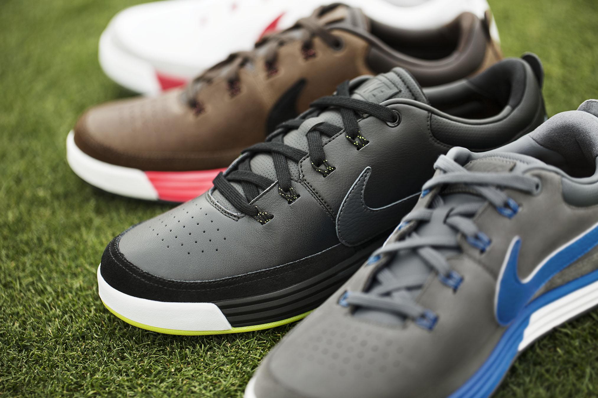 2015 nike mens golf shoes gray