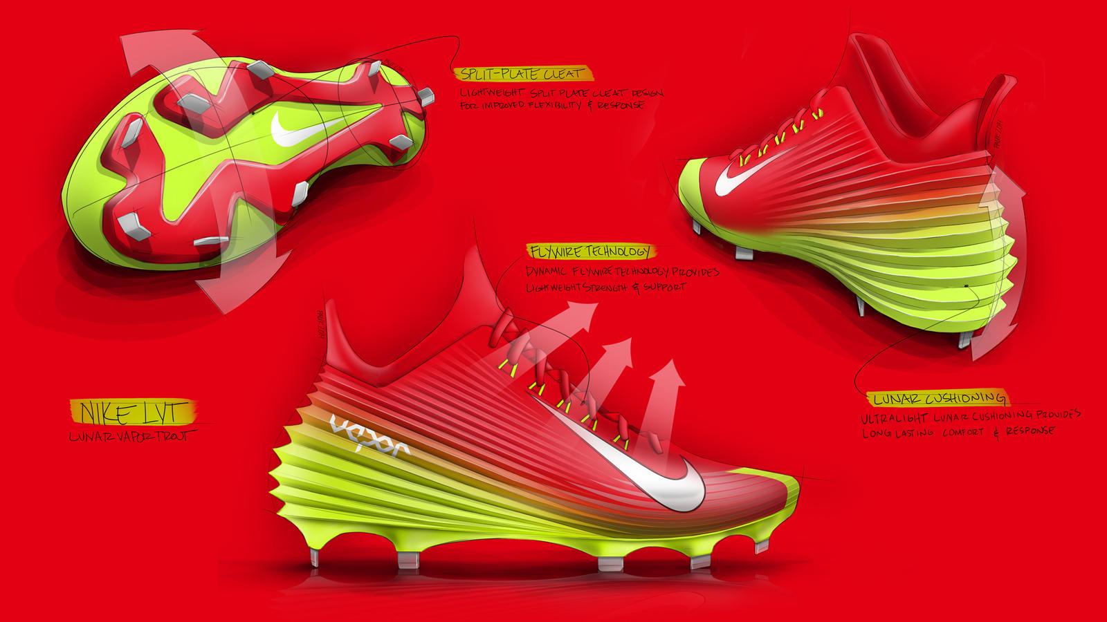 Nike Baseball Unveils New Vapor